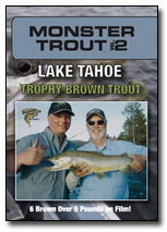 Lake Tahoe Brown Trout