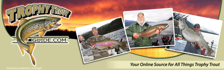 TTG, Your Source for All Things Trophy Trout!